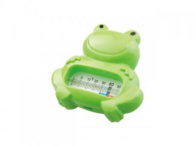 青蛙澡温计
